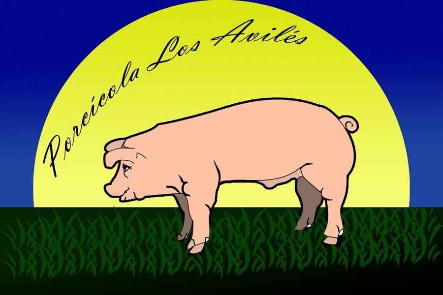 Inscrição nº                                         11                                      do Concurso para                                         Develop Corporative image for Granja Los Aviles