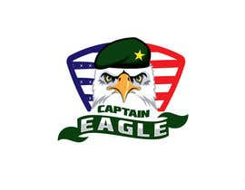#32 for Design a Logo for CAPTAIN EAGLE af temoorskhan