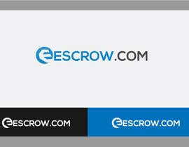 Nro 25 kilpailuun Re-imagine the pre-established escrow.com logo and update it for 2015 käyttäjältä LOGOMARKET35