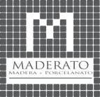 Graphic Design Entri Peraduan #93 for Design a Logo for MADERATO