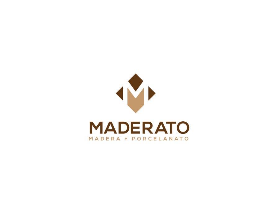 Penyertaan Peraduan #202 untuk Design a Logo for MADERATO
