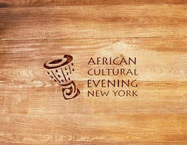 "#25 for Design a Logo for the ""African Cultural evening NY"" af Darusalam"