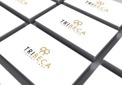 #21 untuk Design a Logo for TRIBECA Trendy shop oleh deztinyawaits
