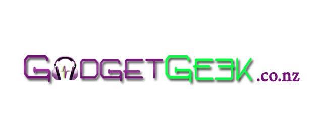 Kilpailutyö #57 kilpailussa Design a Logo for GadgetGeek