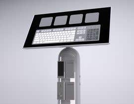 #32 for Design me a Product for Touch screen kiosk by fanlousie