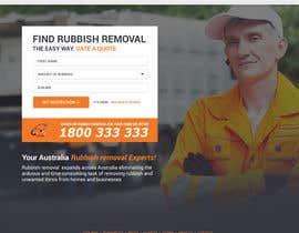 #8 cho Design a Website Mockup for a rubbish removal aggregation website bởi pradeep9266
