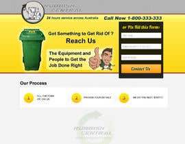 #23 cho Design a Website Mockup for a rubbish removal aggregation website bởi dkjainshop