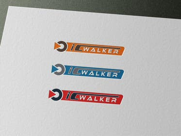 Nro 48 kilpailuun Design a Logo for i-walker käyttäjältä sdartdesign
