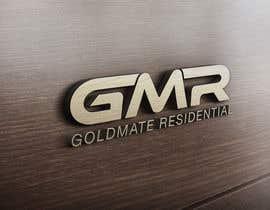 #45 untuk 设计徽标 for Goldmate Residential oleh chanmack