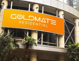 #53 for 设计徽标 for Goldmate Residential af chanmack