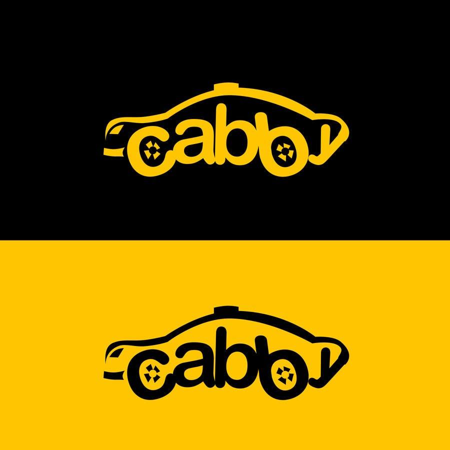 Konkurrenceindlæg #26 for Design a Logo for Cabby