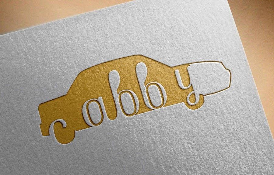 Konkurrenceindlæg #35 for Design a Logo for Cabby