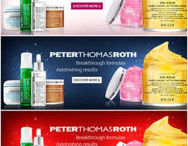 #24 for Design a Banner for Peter Thomas Roth af keriaoz