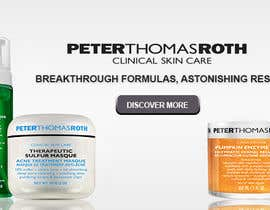 #21 for Design a Banner for Peter Thomas Roth by alromisa