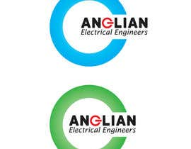 #18 untuk Design a Logo for Anglia Electrical Engineers oleh Raveg