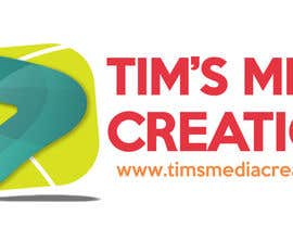 #24 para Design a Logo for Tim's Media Creations por cielawilliams