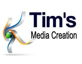 #42 para Design a Logo for Tim's Media Creations por adeel303