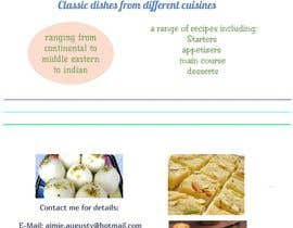 #18 para Design a Flyer for a Cooking Class por smyaidana