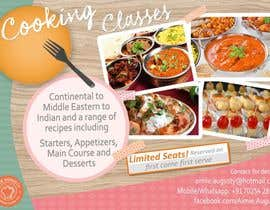 #4 para Design a Flyer for a Cooking Class por Akansha123ish