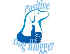 Netclickshop tarafından Design a Logo for Positive Dog Blogger için no 25