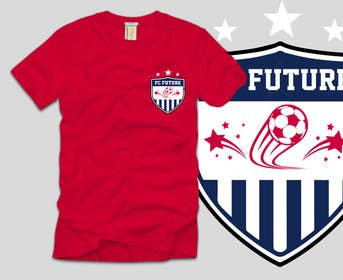 #5 for Design a T-Shirt for Soccer Team af ezaz09