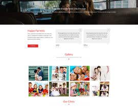 #10 for Template Wordpress for Photography Services / Template para wordpress para aluguel de cabine fotográfica af kabirchy