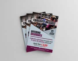 #32 untuk Ontwerp een Advertentie for Crossfit Hasselt oleh suranjan89