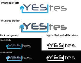 #391 para Design a logo for YESites por lauranl