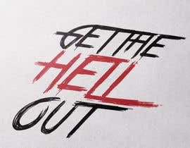 ultrasix tarafından Design a Logo for an escape game named 'Get The Hell Out' için no 14