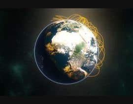 #20 for Create an Animation of a Networked Planet Earth by duocept