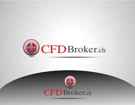 #113 cho Design eines Logos for a CFD Broker Site bởi texture605