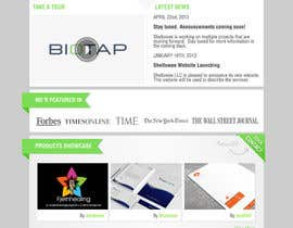 ImArtist tarafından Design a Website Mockup for BioTap Medical a drug testing and clinical services company. için no 58