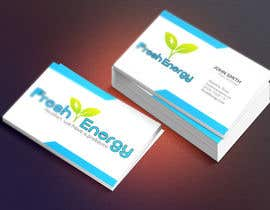 #48 untuk Develop a Corporate Identity for Fresh Energy oleh Cv3T0m1R