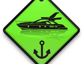 #10 para Logo Design for Boating Webpage por prabusamvel