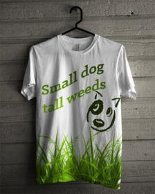 #4 untuk T-Shirt design, Illustrating a phrase with distribution rights, original, long term relationship oleh dranerswag