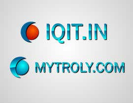 #12 for Design a Logo for www.iqit.in and www.mytroly.com by toi007