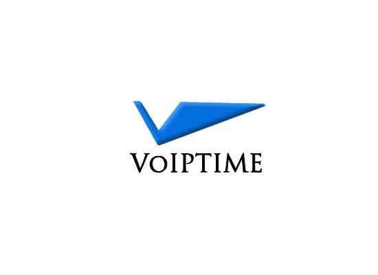 Penyertaan Peraduan #186 untuk Design a Logo for VoIPTime
