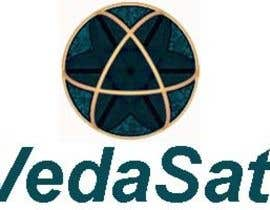 #6 para Logo Design for Logo design for VedaSat de pakistani