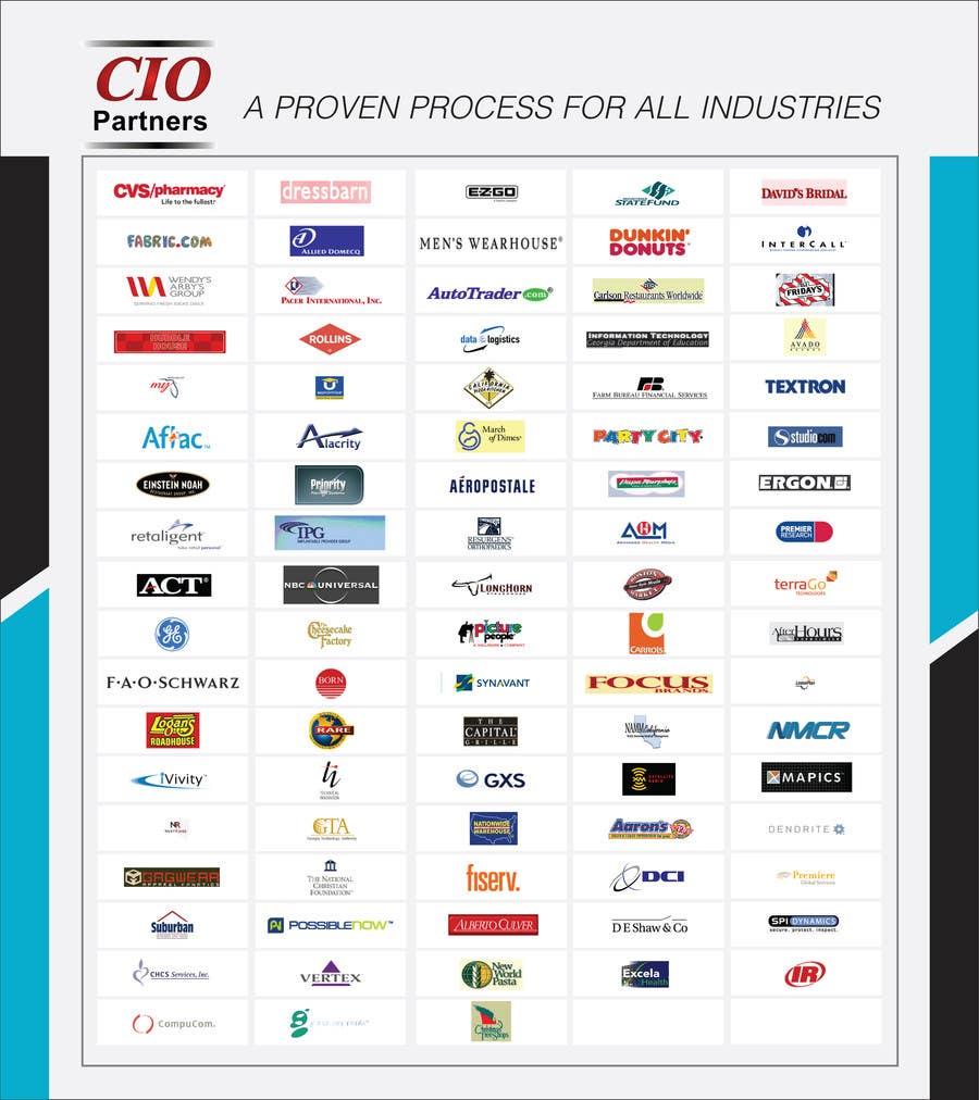 Kilpailutyö #60 kilpailussa Redesign a Professional One-Page Flyer/Brochure