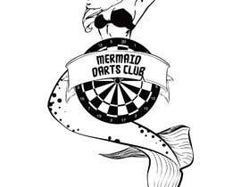 #42 cho Design a Logo for MERMAID DART CLUB bởi pajazit