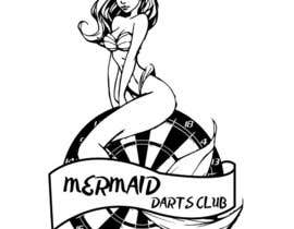 #25 for Design a Logo for MERMAID DART CLUB af rijulg