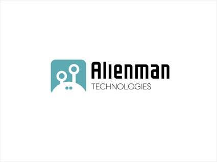 Penyertaan Peraduan #29 untuk Design a Logo for Alienman Technologies