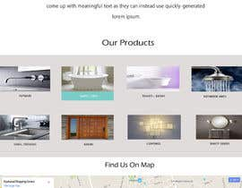 ajaygowtam19 tarafından Design a Website Mockup for Wholesale Plumbing Distributor için no 5
