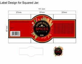 #5 for Create Label Design for Squared Jar af mailla