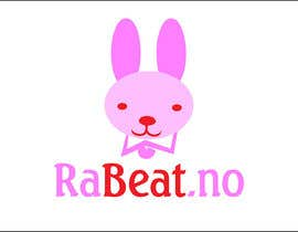#14 para Design a Logo for RaBeat.no por iakabir