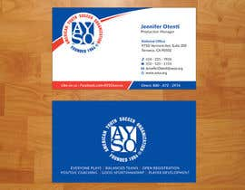 #62 for AYSO Business Card Design by smshahinhossen