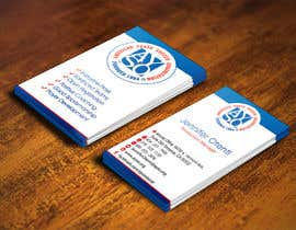 #90 for AYSO Business Card Design af IllusionG