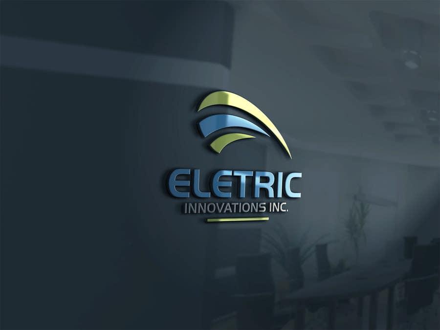 Kilpailutyö #189 kilpailussa Design a Logo for Electric Innovations Inc.