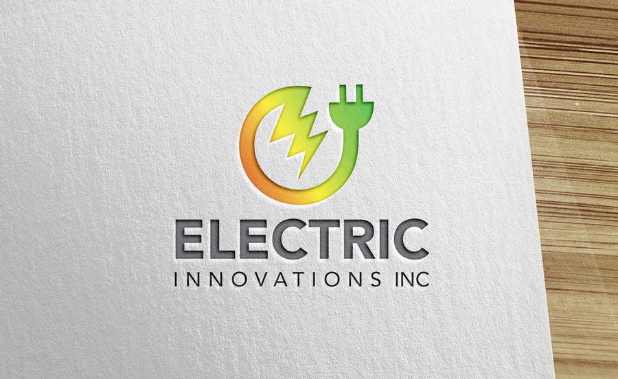 Kilpailutyö #215 kilpailussa Design a Logo for Electric Innovations Inc.