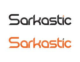 #30 for Design a Logo for Sarkastic by HammyHS